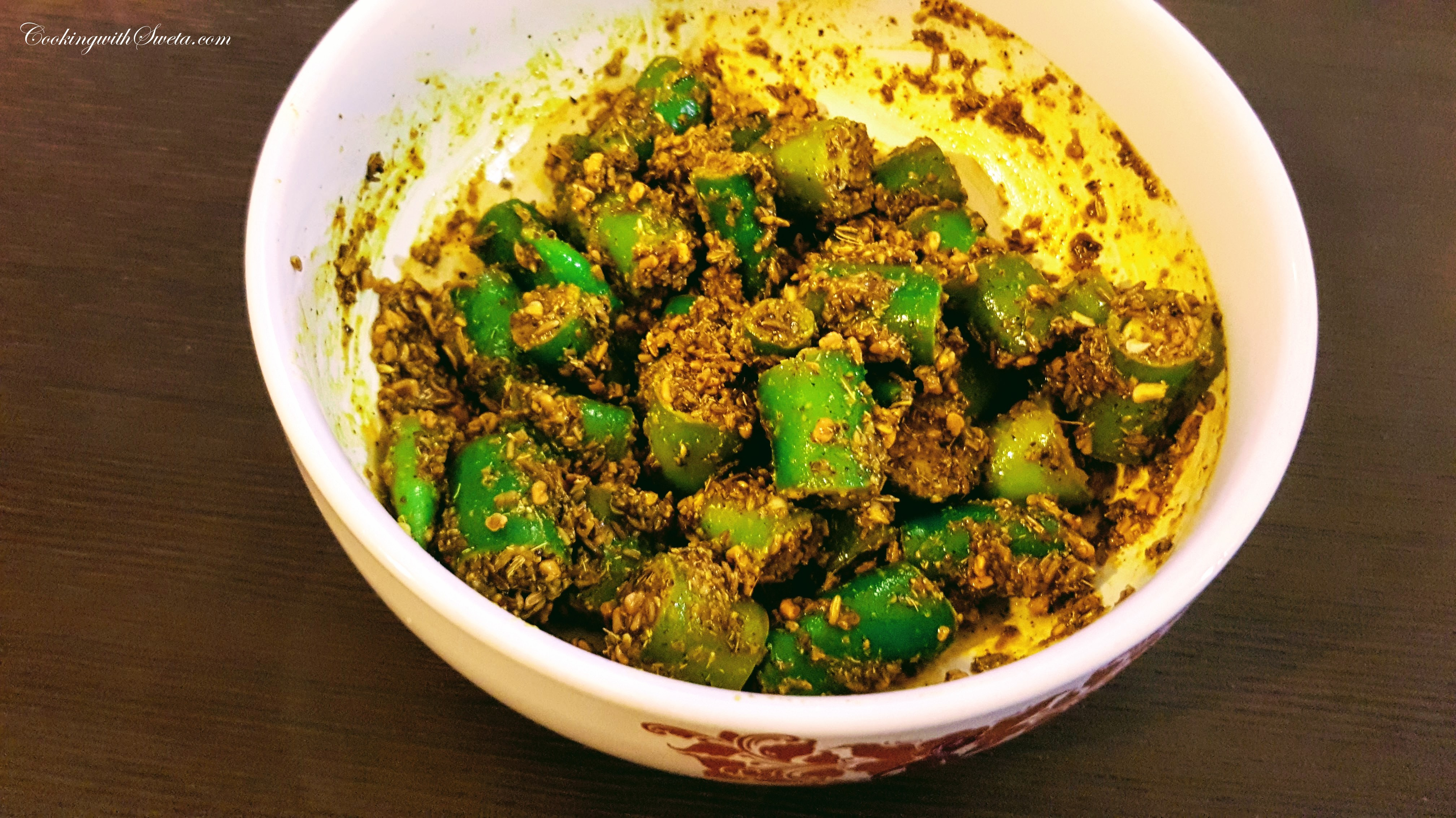 Instant-Green-Chilli-Pickle-2