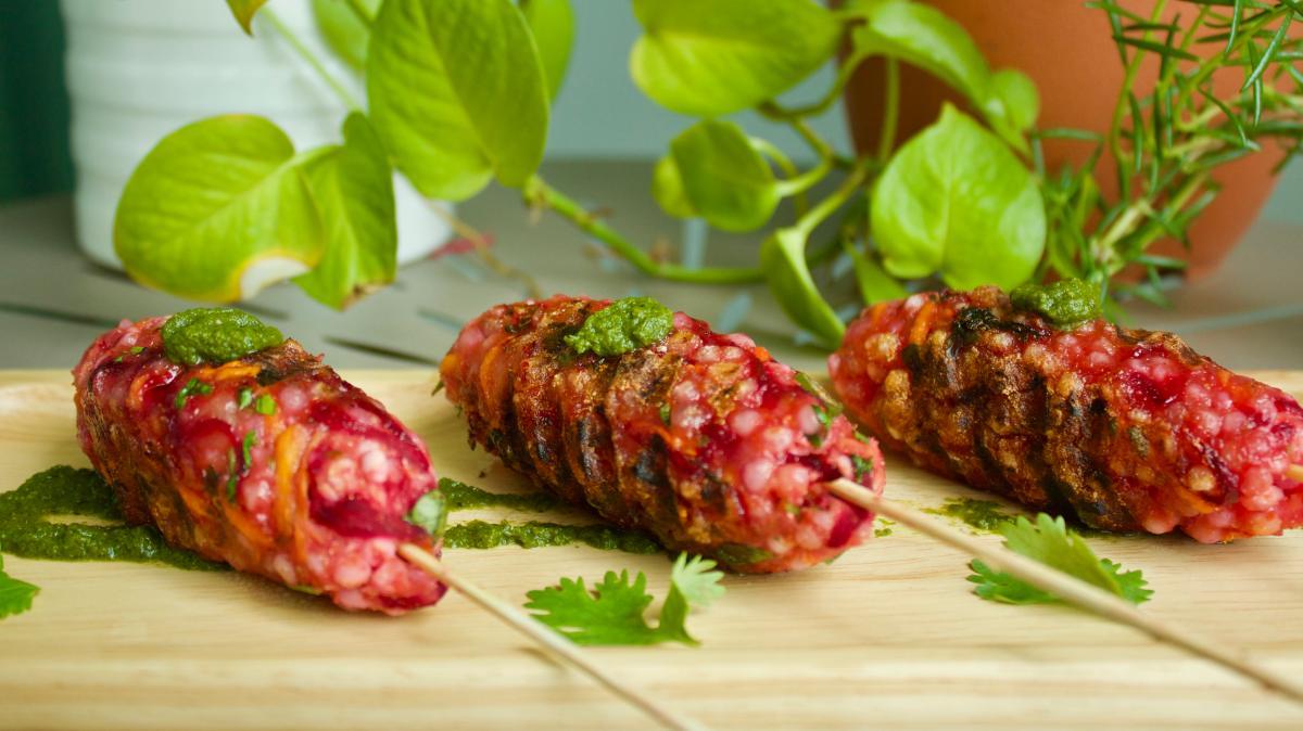 Sabudana Kebab (Sago Kebab)